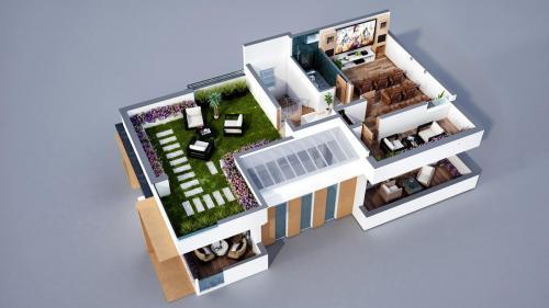 Sancia-East-Villa-Second-floor-3d-Plan
