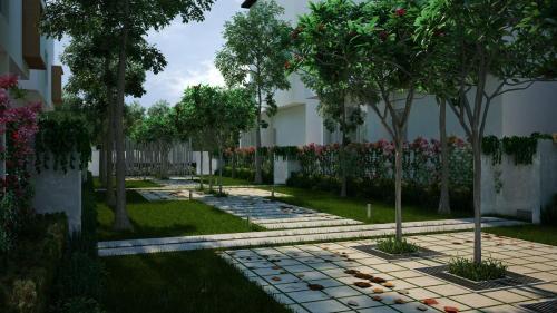 Sancia Courtyard